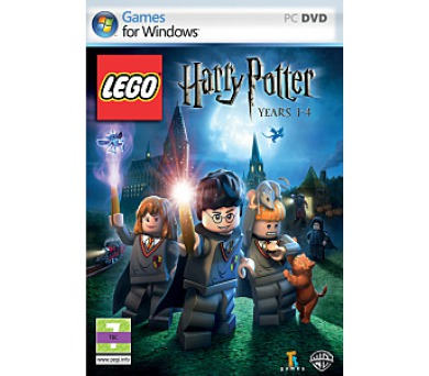 PC - LEGO Harry Potter: Years 1-4