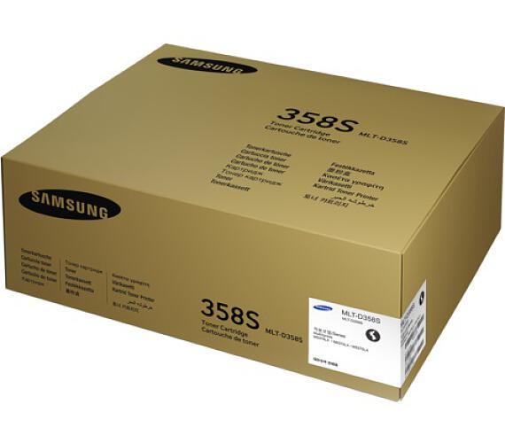 HP/Samsung MLT-D358S/ELS 30 000 stran Toner Black + DOPRAVA ZDARMA