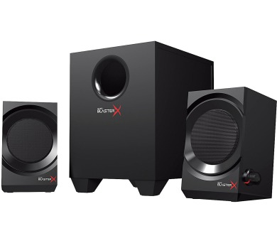 CREATIVE Sound Blaster X Kratos S3 2.1 Speaker (Black) (51MF0475AA000)