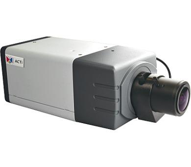 ACTi E22VA,Box,5M,ID/OD,f2.8-12mm,PoE,WDR + DOPRAVA ZDARMA