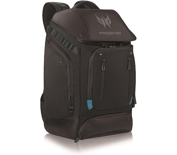 ACER PREDATOR GAMING UTILITY BACKPACK BLACK WITH TEAL BLUE (NP.BAG1A.288)