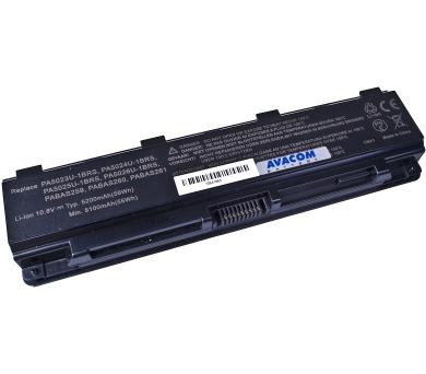 AVACOM NOTO-L850B-806 pro Toshiba Satellite L850 Li-ion 11,1V 5200mAh/58Wh black