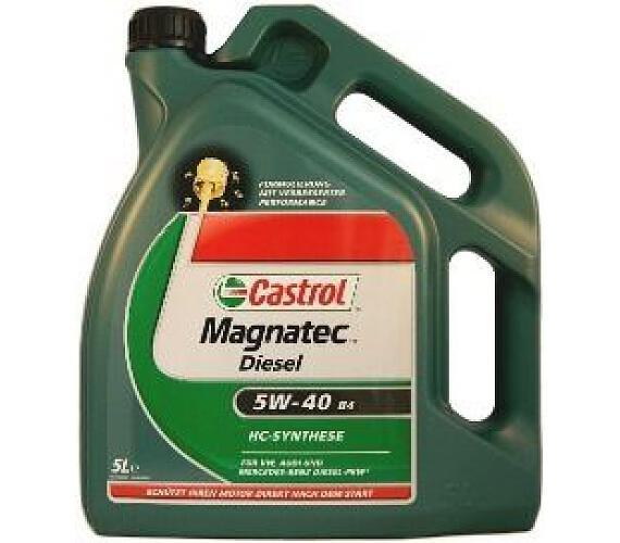 Castrol MAGNATEC DIESEL 10W40 B4 5L