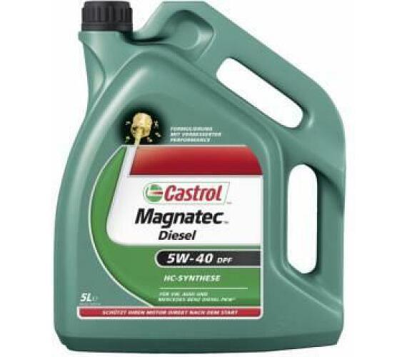 Castrol MAGNATEC DIESEL DPF 5W40 5L
