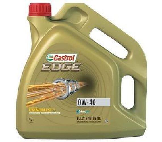 Castrol EDGE 0W40 TITANIUM FST A3/B4 5L