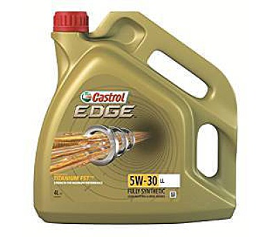 Castrol EDGE 5W40 TITANIUM FST 4L