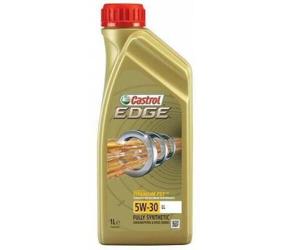 Castrol EDGE 5W30 TITANIUM FST LL 1L