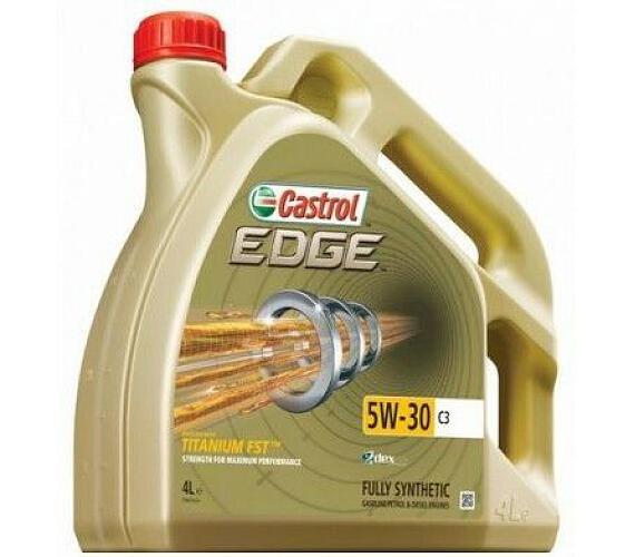 Castrol EDGE 5W30 TITANIUM FST C3 5L