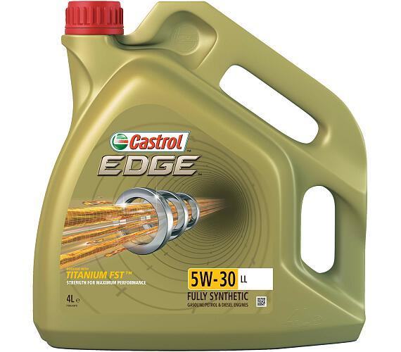 Castrol EDGE 5W30 TITANIUM FST LL 4L