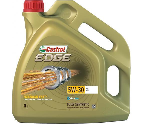 Castrol EDGE 5W30 TITANIUM FST C3 4L