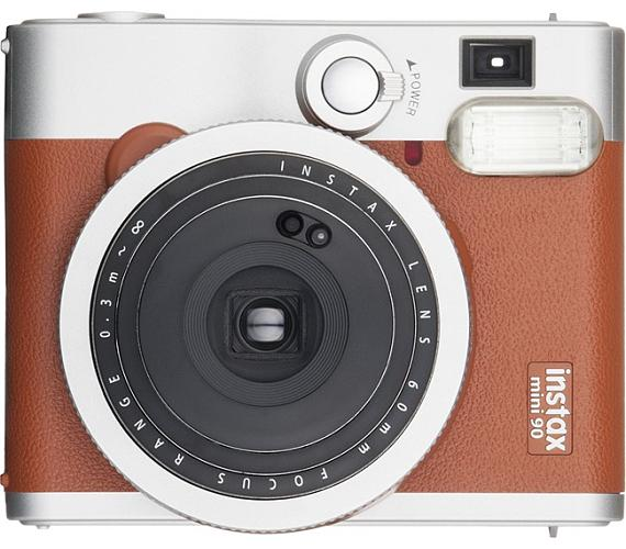 Kompaktní fotoaparát FujiFilm Instax mini 90 + DOPRAVA ZDARMA