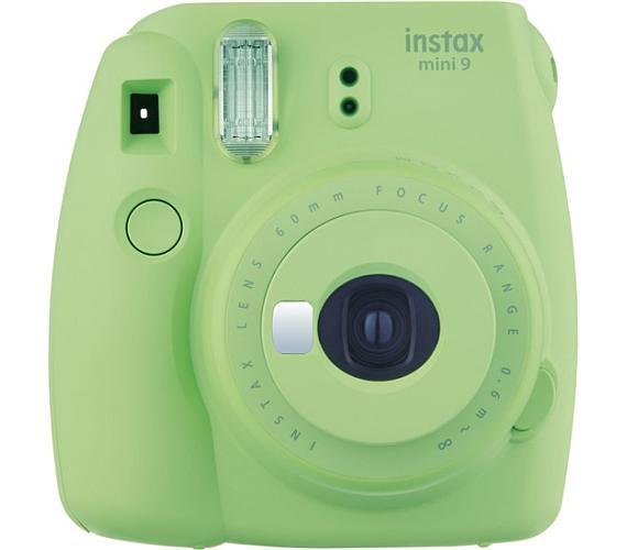 Kompaktní fotoaparát FujiFilm Instax MINI 9 limetková