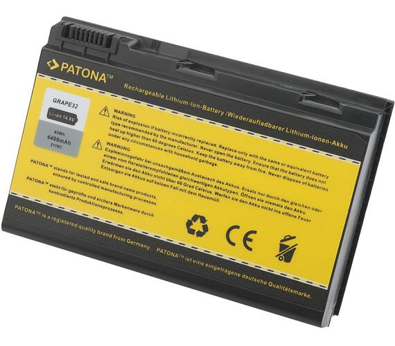 PATONA baterie pro ntb ACER EXTENSA 5220/5620 4400mAh Li-Ion 14,8V (PT2110) + DOPRAVA ZDARMA