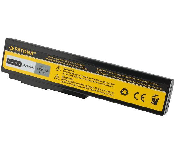 PATONA baterie pro ntb ASUS A32-M50 4400mAh Li-ion 11,1V (PT2170) + DOPRAVA ZDARMA