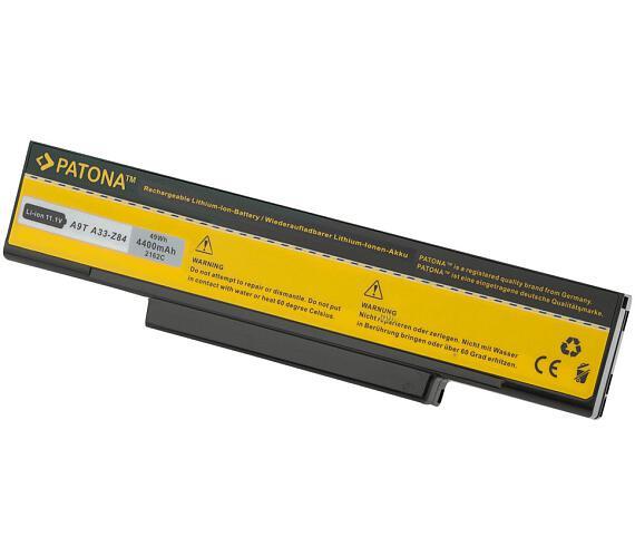 PATONA baterie pro ntb ASUS A9/F3 4400mAh Li-Ion 11,1V (PT2162)