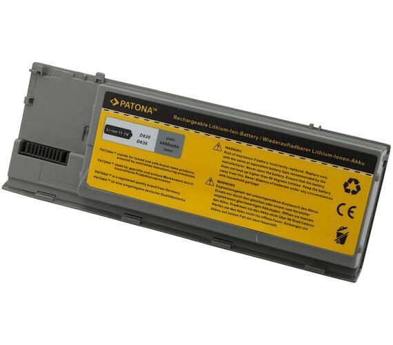 PATONA baterie pro ntb DELL LATITUDE D620 4400mAh Li-Ion 11,1V + DOPRAVA ZDARMA