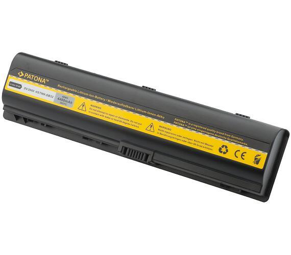 PATONA baterie pro ntb HP PAVILION DV2000 4400mAh Li-Ion 10,8V (PT2027) + DOPRAVA ZDARMA