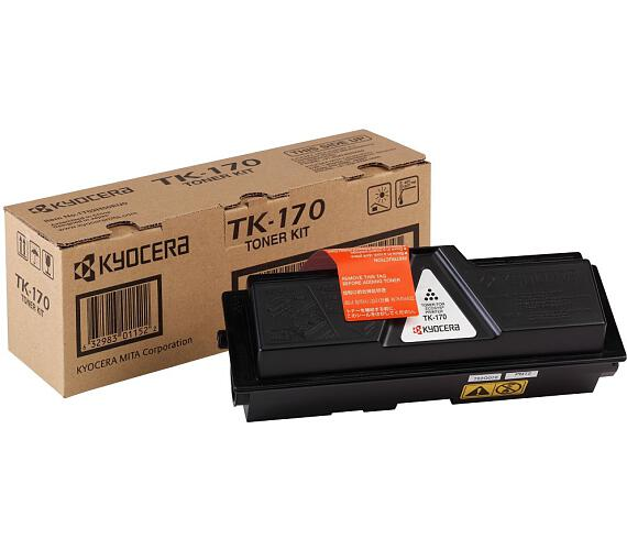 Kyocera toner TK-170/ FS-1320D/ FS-1370DN/ 7200stran/ Černý