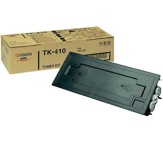 Kyocera toner TK-410/ KM-1620/ 1650/ 2020/ 2050/ 15 000 stran/ Černý (370AM010)