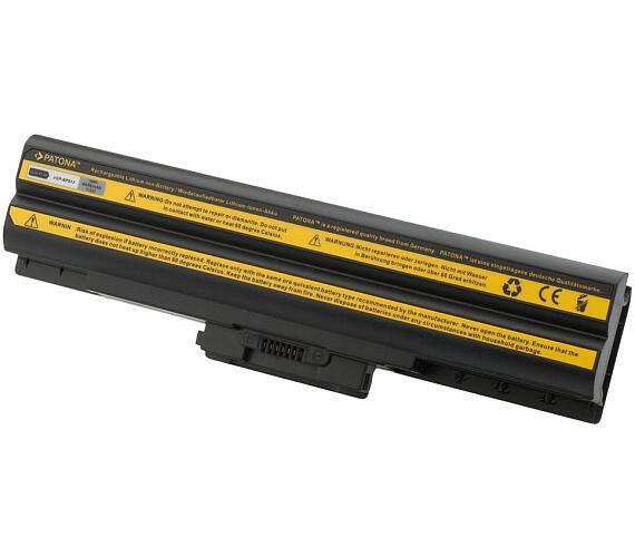 PATONA baterie pro ntb SONY VAIO VGP-BPL13/ BPS13 4400mAh Li-Ion 11,1V + DOPRAVA ZDARMA