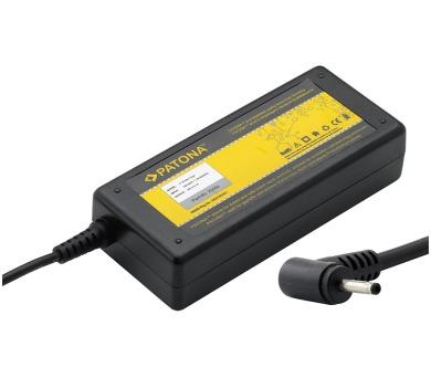PATONA napájecí adaptér k ntb/ 19V/2,1A 40W/ konektor 2,48x0,7mm/ ASUS EEE (PT2548)