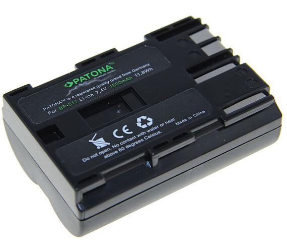 PATONA baterie pro foto Canon BP-11 1600mAh Li-Ion Premium (PT1210)