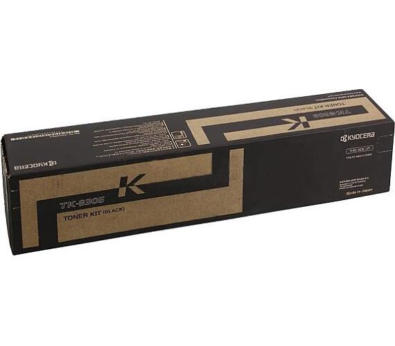 Kyocera toner TK-8305K/ 3050ci/ 3550ci/ 25 000 stran/ Černý