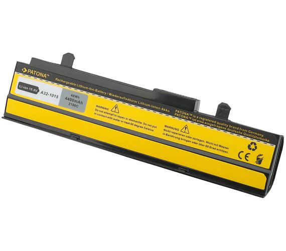 PATONA baterie pro ntb ASUS A32-1015 4400mAh 10,8V (PT2196) + DOPRAVA ZDARMA