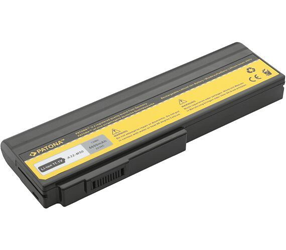 PATONA baterie pro ntb ASUS A32-M50 6600mAh 11,1V (PT2230) + DOPRAVA ZDARMA