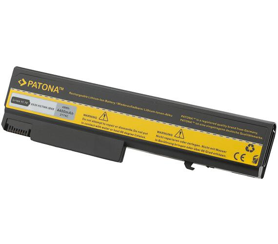 PATONA baterie pro ntb HP COMPAQ 6530B/6730B 4400mAh 10,8V (PT2174) + DOPRAVA ZDARMA