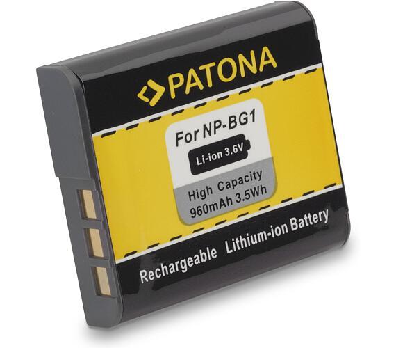 PATONA baterie pro foto Sony NP-BG1 960mAh Li-ion 3,6V