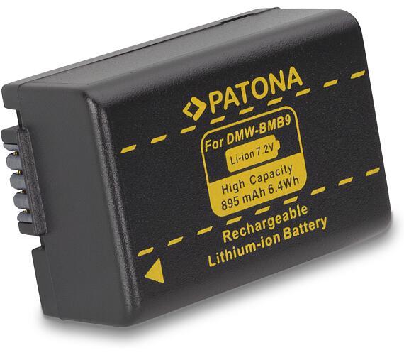 PATONA baterie pro foto Panasonic BMB9 895mAh (PT1092)