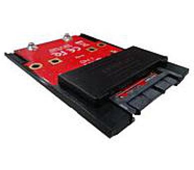 """Kouwell ST-170M Převodník 3.3V mSATA SSD na 3.3V 1.8"""" SATA formát"""