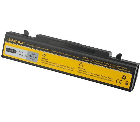 PATONA baterie pro ntb SAMSUNG NP-R460 6600mAh 11,1V Li-Ion (PT2259) + DOPRAVA ZDARMA
