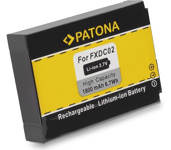 PATONA baterie pro digitální kameru Drift CFXDC02 1800mAh 3,7V Li-Ion (PT1162)