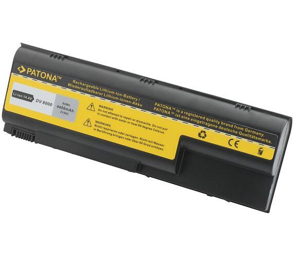PATONA baterie pro ntb HP PAVILION DV8000/8100 4400mAh Li-Ion 14,4V (PT2150)