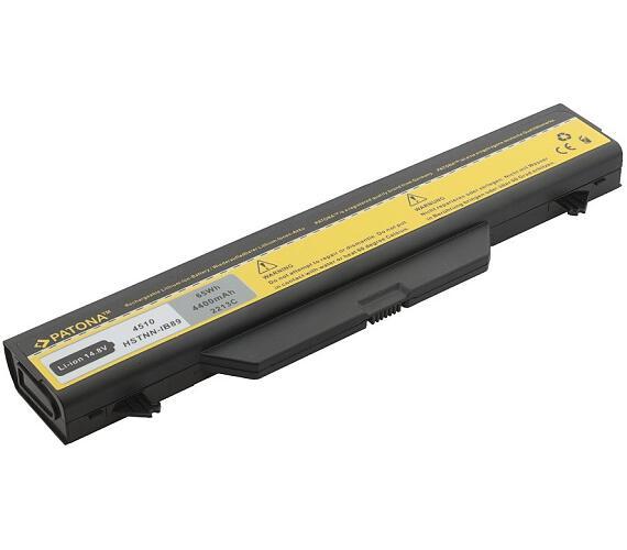 PATONA baterie pro ntb HP ProBook 4510S 4400mAh 14,8V (PT2213) + DOPRAVA ZDARMA