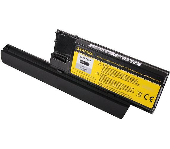 PATONA baterie pro ntb DELL LATITUDE D620 6600mAh Li-ion 11,1V + DOPRAVA ZDARMA