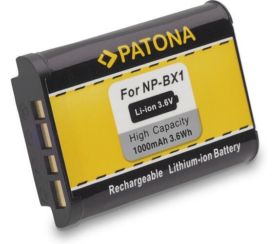 PATONA baterie pro foto Sony NP-BX1 1000mAh (PT1130)