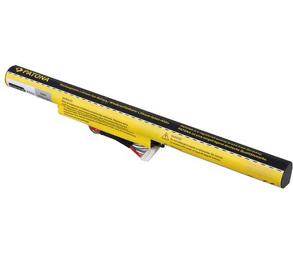 PATONA baterie pro ntb LENOVO IdeaPad P500 2200mAh Li-Ion 14,4V + DOPRAVA ZDARMA