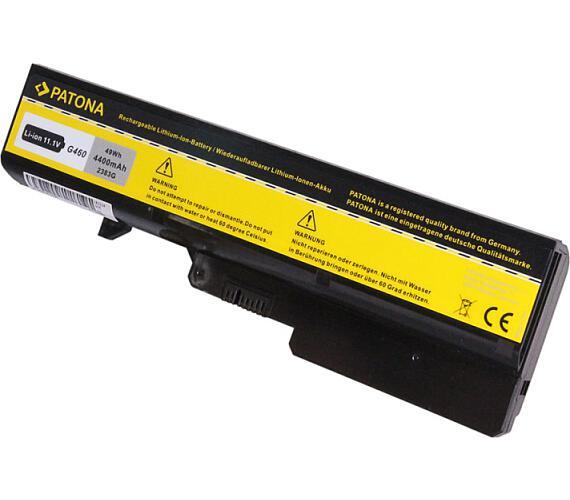 PATONA baterie pro ntb LENOVO IdeaPad G560 4400mAh Li-Ion 11,1V + DOPRAVA ZDARMA
