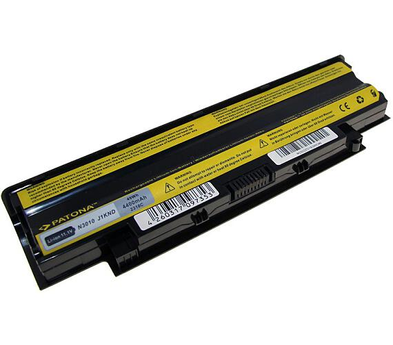PATONA baterie pro ntb DELL INSPIRON 13R 4400mAh Li-Ion 11,1V + DOPRAVA ZDARMA