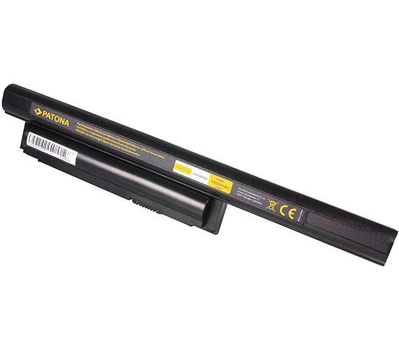 PATONA baterie pro ntb SONY VAIO VGP-BPL26 4400mAh Li-Ion 11,1V + DOPRAVA ZDARMA
