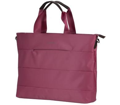 """PORTCASE taška na notebook KCB-70/ 15-16""""/ elegantní/ dámská/ nylon/ růžová"""