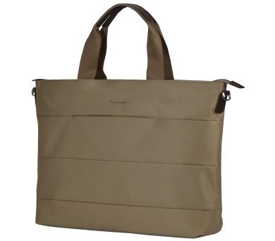 """PORTCASE taška na notebook KCB-70/ 15-16""""/ elegantní/ dámská/ nylon/ písčitá"""