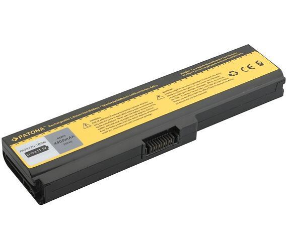 PATONA baterie pro ntb TOSHIBA SATELLITE L700 4400mAh 11,1V (PT2304) + DOPRAVA ZDARMA