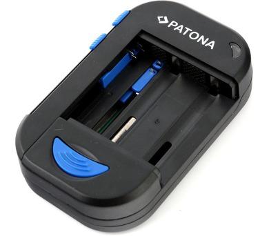 PATONA univerzální nabíječka 4v1/ AA/ AAA/ FOTO/ VIDEO/ MOBILNÍ TEL./ USB