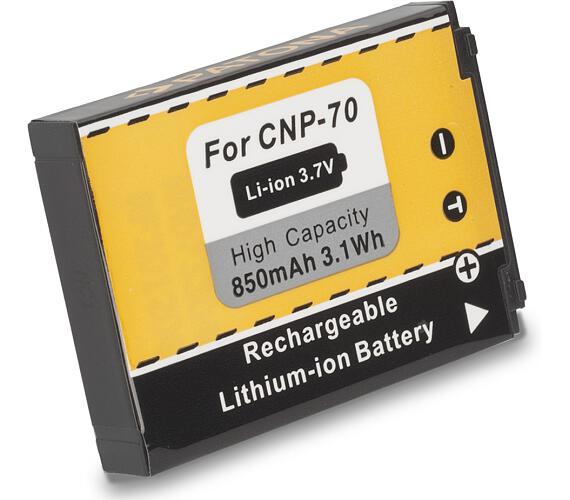 PATONA baterie pro foto Casio NP70 850mAh Li-Ion