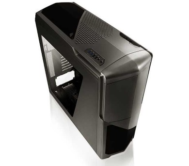 NZXT skříň Phantom 630 Windowed/Ultra Tower/bez zdroje/USB3.0+USB2.0/EATX/kovově šedá