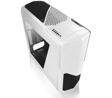 NZXT skříň Phantom 630 Windowed/Ultra Tower/bez zdroje/USB3.0+USB2.0/EATX/bílá (CA-P630W-W1)